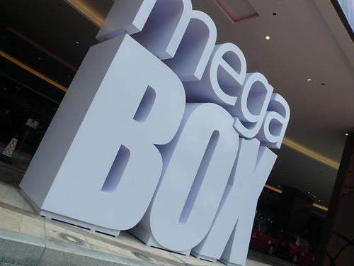Mega Box Shopping Mall