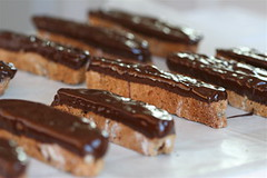 Chocolate-Covered WW Walnut-Cran Biscotti 5