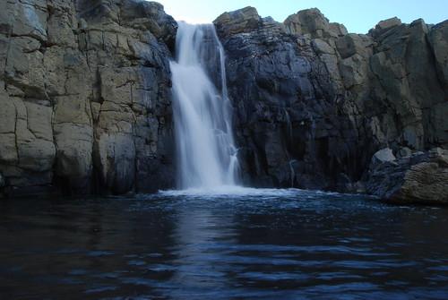 Cascada patagonica