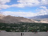 View from Shanti Stupa, Leh, Ladakh