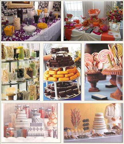 Love is Sweet - Candy Buffet