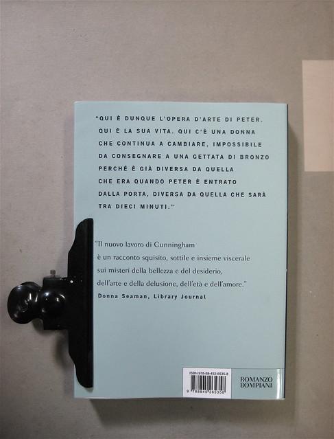 Michael Cunningam, Al limite della notte, progetto grafico di Polystudio, Bompiani 2010; q. di co. (part.), 1