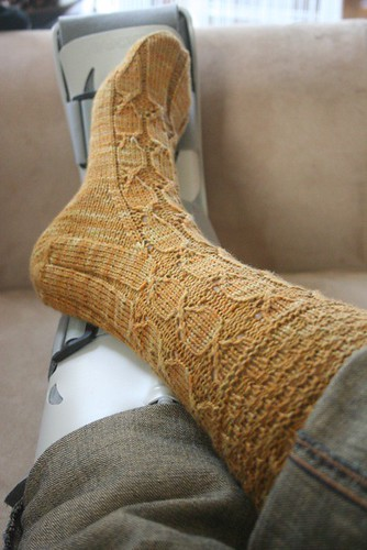 solved: Second Sock Syndrome