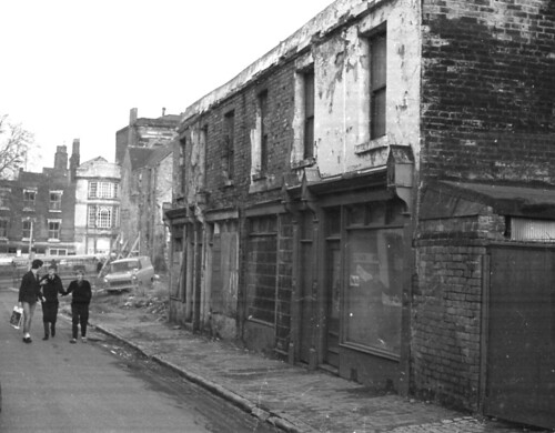 George Street before development