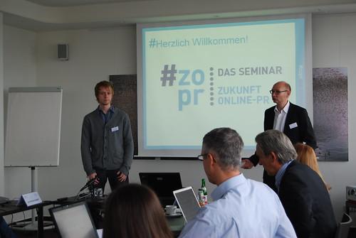 Zukunft Online-PR - Das Seminar