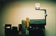 Overhead Projector by Tango McEffrie on Flickr
