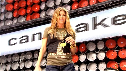 Fergie at Live Earth