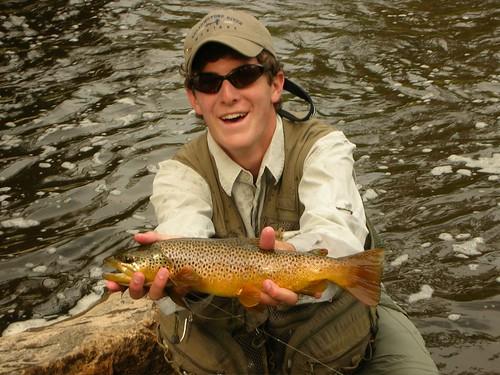 Platte River Brownie