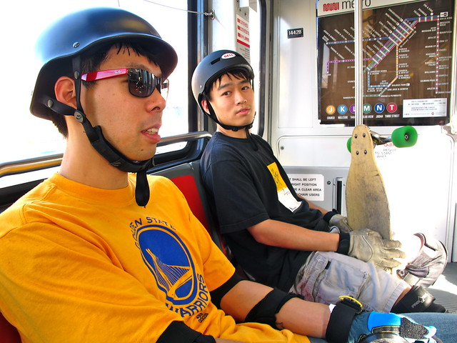 Urban Longboarding