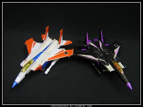 Transformers Classics Skywarp
