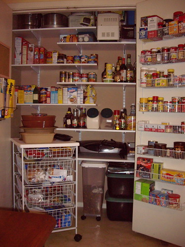 pantry project - after