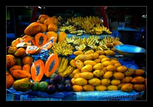 Fruit Stand, Elias Angeles St., Naga City