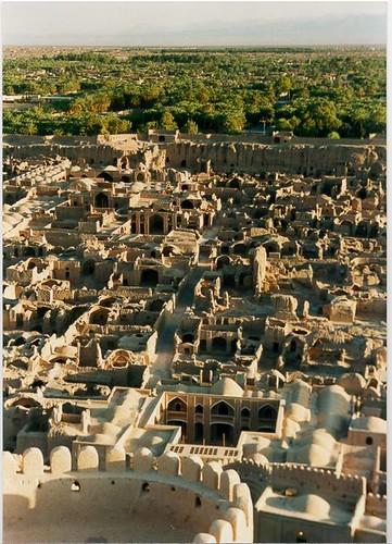 Arg-E-Jadid-E-Bam Before Earthquake