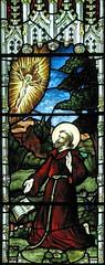 St Francis receives the Stigmata