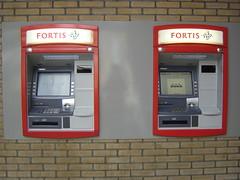 Nieuwegein: Fortis ATM's