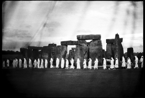 Solstice, Stonehenge by culturalvisions