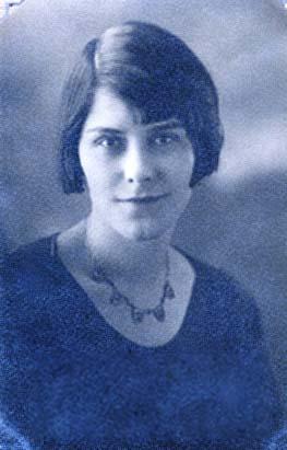 My grandmother, Mary Boucher