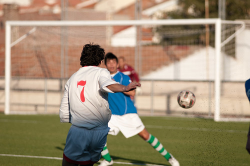 S.P. Cabanillas - C.D.E. Caraquiz (23/10/2010)