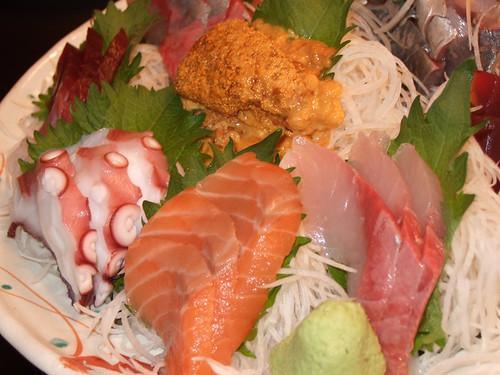 Sashimi di Hatta