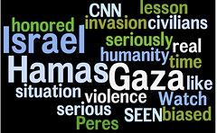 Wordle Gaza