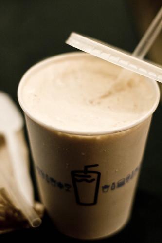 Vanilla fair shake