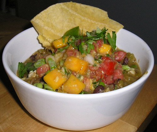 Pork and Green Chile Stew 2