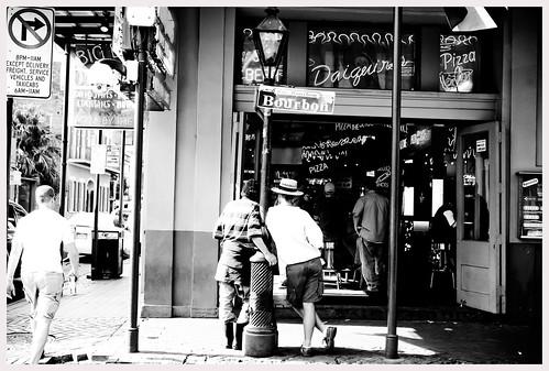 Bourbon St