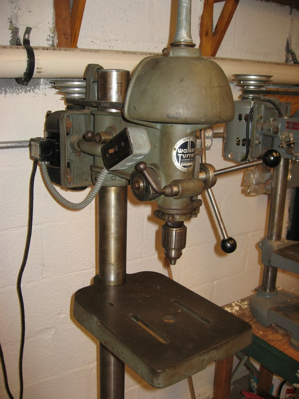 3 Phase Drill Press For Sale