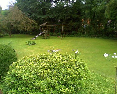 Patrick & Minouches' garden