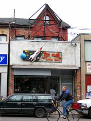 Jet Fuel Coffee Shop in Toronto