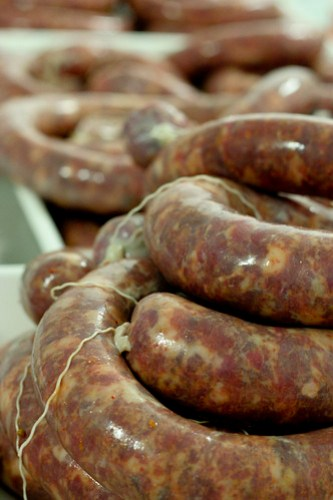 Italian Sausages - Fonti Style