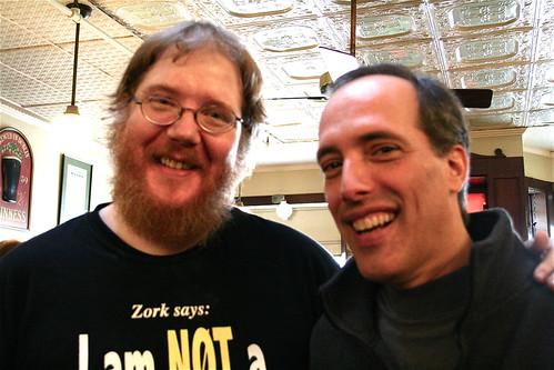 Zork at Boston Media Makers 010409