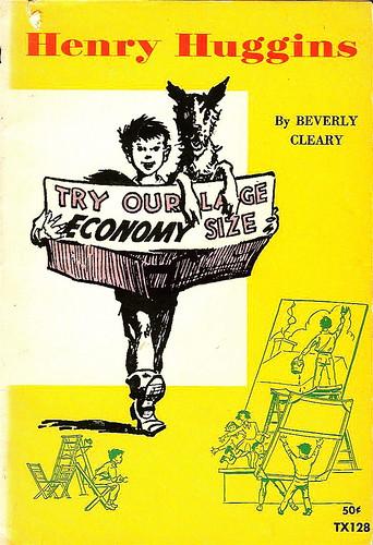 Henry Huggins (1950/1965) by jl.incrowd.