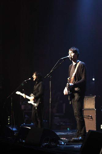 Marcus and Anthony @ The Forum, Something For Kate tour, Oct 2007