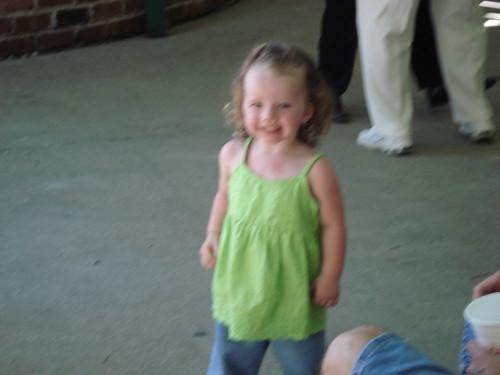 The Littlest Chicken Dancer