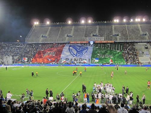 Vélez Sarsfield 0 - 0 Estudiantes de La Plata