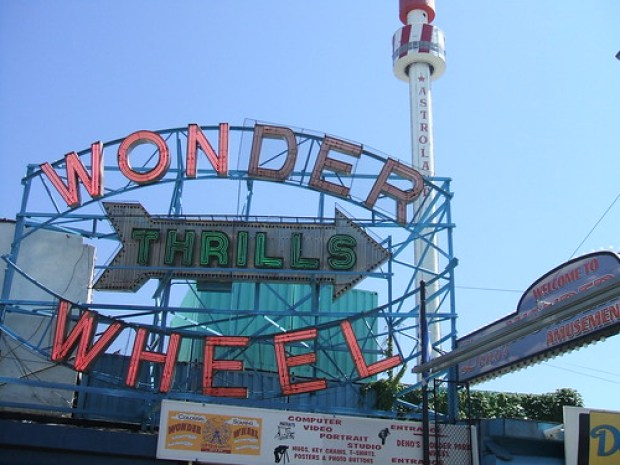 Wonder Wheel Thrills