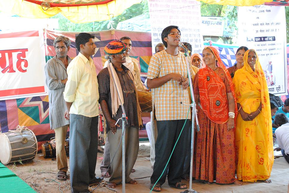 Pics from the satyagraha - 2 Oct 2010 - 49