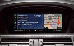 BMW with Google Local Search