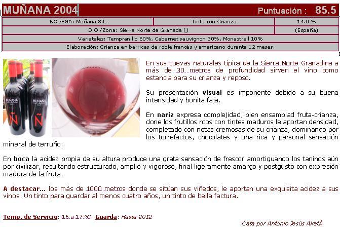 Muñana2004