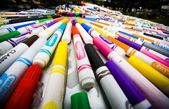 Crayola by Thomas Hawk