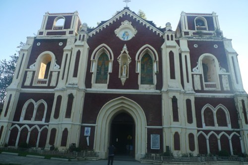 St. Augustine Parish Church of Bantay, Ilocos Sur