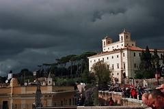Black Sky over Rome