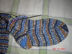 Nanny's Magic Socks
