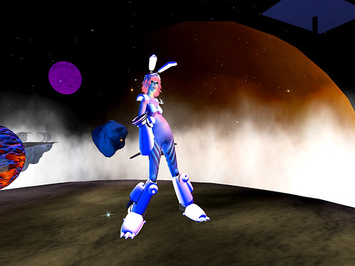 raver bunny 003
