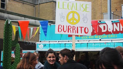 Legalise Burrito