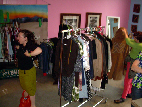 Buffalo Girl sale: clothes frenzy