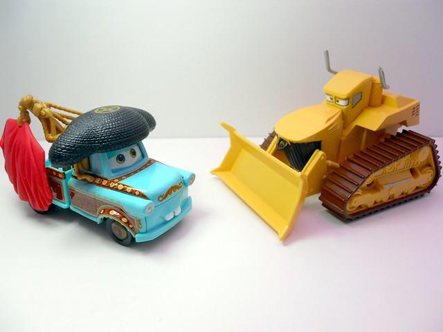 disney cars toon deluxe chuy  (5)