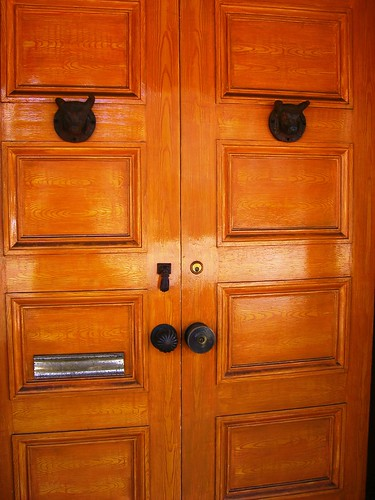 Noe Hill Door