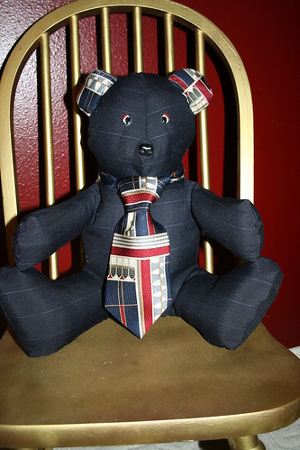 Suit & Tie Bear by you.
